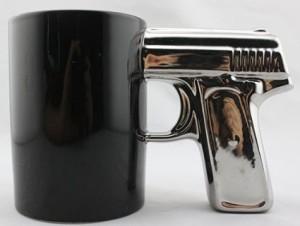 coffee gun
